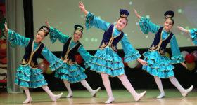 25 февраля в МАУ «Городской культурный центр» состоялся отчётный концерт ансамбля народной песни и танца «Сандугач»