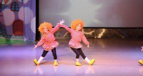 В Городском культурном центре отпраздновали юбилеи детских творческих коллективов!